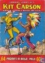 Comic Books - Kit Carson - Het tomahawkspoor