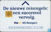 NS Reizigers, de nieuwe reisregels