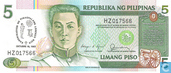 Philippines 5 Piso