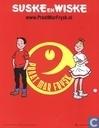 Comic Books - Willy and Wanda - De alvestêdestunt