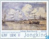 Postage Stamps - France [FRA] - Johan Barthold Jongkind