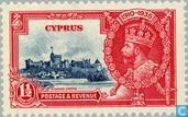 Briefmarken - Zypern [CYP] - King George V Jubilee