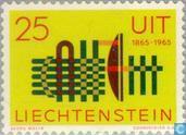 Postage Stamps - Liechtenstein - 100 years of ITU