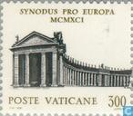 Postage Stamps - Vatican City - European Synod Bishop