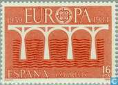 Postage Stamps - Spain [ESP] - Europe – Bridge