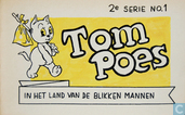 Comic Books - Bumble and Tom Puss - Tom Poes in het land van de blikken mannen