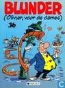 Strips - Olivier Blunder - Blunder (Olivier, voor de dames)
