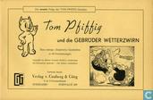 Strips - Bommel en Tom Poes - Tom Pfiffig und die Gebrüder Wetterzwirn