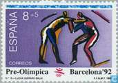 Postage Stamps - Spain [ESP] - Olympic Games