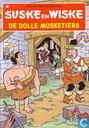 Comics - Suske und Wiske - De dolle musketiers