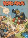 Bandes dessinées - Kong Kylie (tijdschrift) (Deens) - 1955 nummer 13