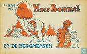 Comic Books - Bumble and Tom Puss - Heer Bommel en de bergmensen