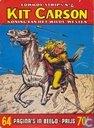 Comics - Kit Carson - Het geheim van de tempel