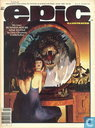 Bandes dessinées - Epic Illustrated (tijdschrift) (Engels) - Nummer 18