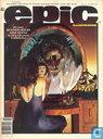 Comics - Epic Illustrated (Illustrierte) (Engels) - Nummer 18