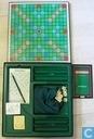 Spellen - Scrabble - Scrabble De Luxe - met draaibaar bord en tijdklok