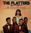 Disques vinyl et CD - Platters, The - The great pretender