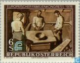 Postage Stamps - Austria [AUT] - European Family Conference