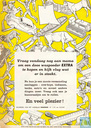 Strips - Robbedoes (tijdschrift) - Reklamefolder Waspoeder Extra