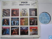 Vinyl records and CDs - Poco - Crazy eyes (ri)