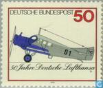 Duitse Lufthansa 1926-1976