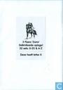 """Miscellaneous - Theo Keijzer - 3 flyers """"Zorro"""""""