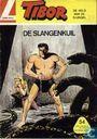 Comic Books - Tibor - De slangenkuil