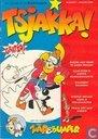 Strips - Tsjakka! (tijdschrift) - 1995 nummer  1