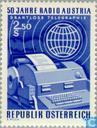 Radio Austria 50 years