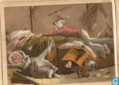 Books - Miscellaneous - De muis of de gestoorde nachtrust, eene berijmde geschiedenis in twaalf taferelen, voor jong en oud.