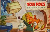 Tom Poes en de achtgever