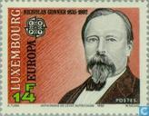 Postzegels - Luxemburg - Europa – Ontdekking van Amerika