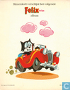 Comic Books - Felix the cat - Felix en de piraten