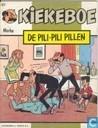 Comics - Kuckucks, Die - De pili-pili pillen