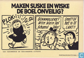 Comic Books - Willy and Wanda - Maken Suske en Wiske de boel onveilig?