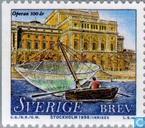 Postage Stamps - Sweden [SWE] - Stockholm