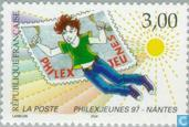 Timbres-poste - France [FRA] - PHILEXJEUNESSE 1997