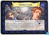 Trading cards - Harry Potter 5) Chamber of Secrets - Broken Wand