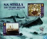 Timbres-poste - Aurigny - Stella
