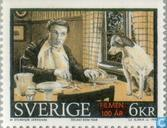 Postage Stamps - Sweden [SWE] - Cinema