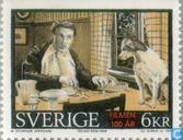 Postzegels - Zweden [SWE] - Cinema