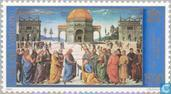 Postage Stamps - Vatican City - Sistine Chapel
