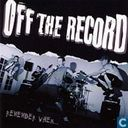 Disques vinyl et CD - Off The Record - Remember when...