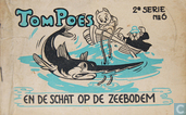 Comic Books - Bumble and Tom Puss - Tom Poes en de schat op de zeebodem