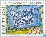 Postage Stamps - Portugal [PRT] - Guglielmo Marconi 100 years