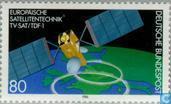 la technologie des satellites européens