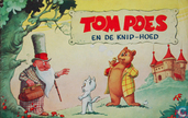 Comic Books - Bumble and Tom Puss - Tom Poes en de knip-hoed