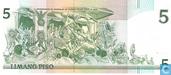 Bankbiljetten - Bangko Sentral ng Pilipinas - Filipijnen 5 Piso