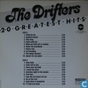 Platen en CD's - Drifters, The - 20 greatest hits