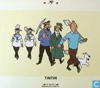 Affiches en posters - Strips - Rackham Le Rouge (karton)